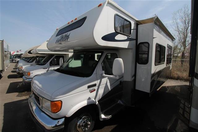 Used 2007 Forest River Forester 3101 Class C For Sale