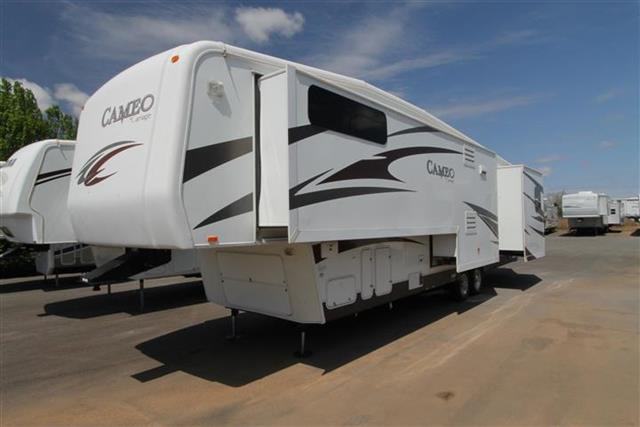 Used 2010 Carriage Cameo F37CKSLS Fifth Wheel For Sale