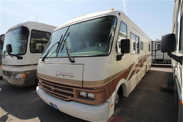 Used 1995 Fleetwood Coronado 34 Class A - Gas For Sale
