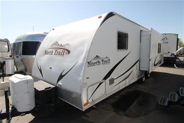 Used 2009 Heartland Northtrail 26RKS Travel Trailer For Sale