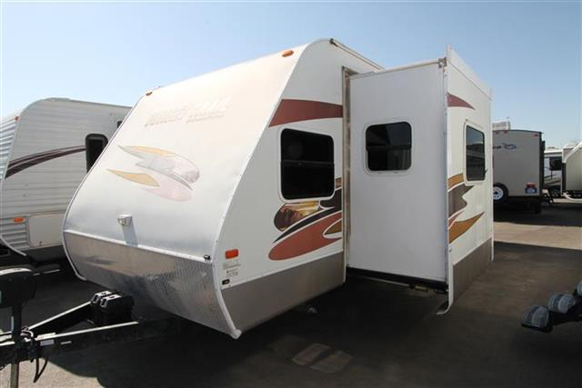 Used 2007 Crossroads Sunset Trail 28 Travel Trailer For Sale