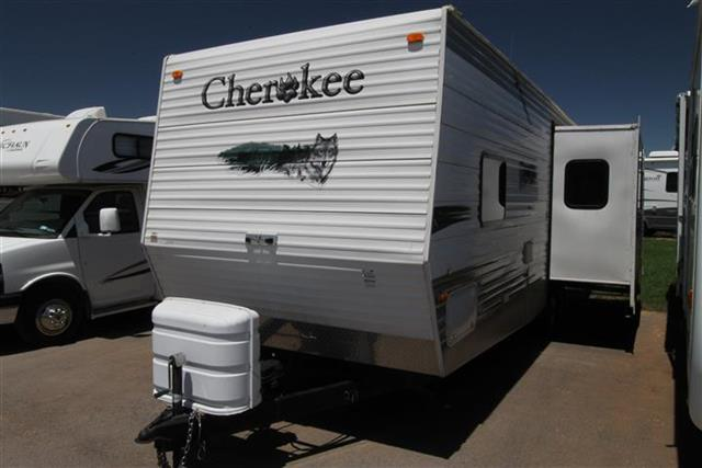 Used 2008 Forest River Cherokee 27L Travel Trailer For Sale