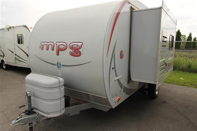 Used 2012 Heartland MPG 184 Travel Trailer For Sale