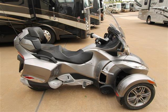 Used 2012 CANAM SPIDER SRT Other For Sale