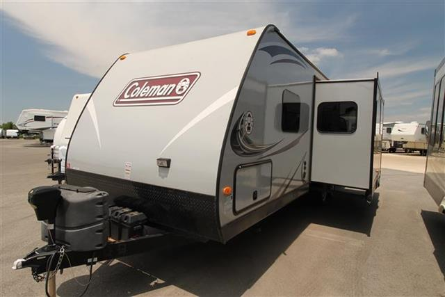 Used 2013 Coleman Explorer 271RB Travel Trailer For Sale