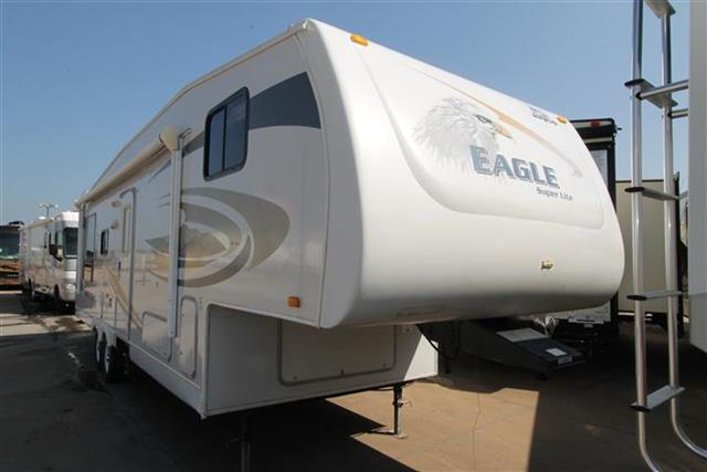Used 2008 Jayco Eagle 30.5 RLS Fifth Wheel For Sale