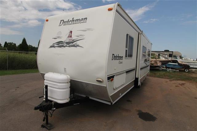 Used 2004 Thor Dutchman 26FB Travel Trailer For Sale