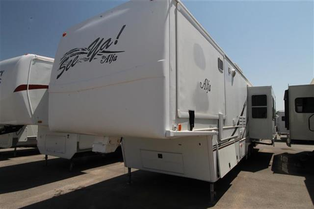 Used 2006 Alfa See Ya SYF38RLES Fifth Wheel For Sale