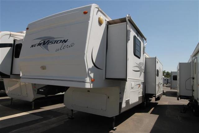 Used 2003 KV RV New Vision Ultra 3453 Fifth Wheel For Sale