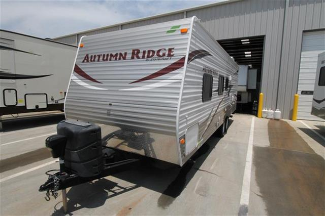 Used 2014 Starcraft AUTUMN RIDGE 278BH Travel Trailer For Sale