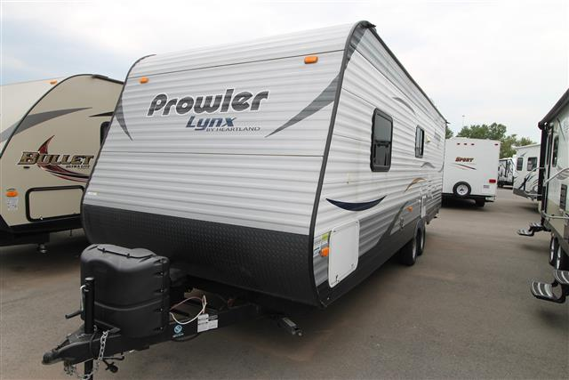 Used 2015 Heartland Prowler Lynx 25LX Travel Trailer For Sale