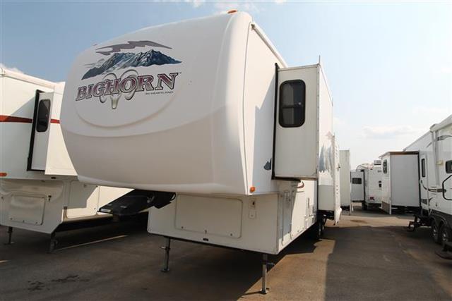 Used 2007 Heartland Big Horn 3600RL Fifth Wheel For Sale