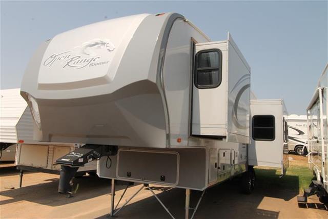Used 2013 OPEN RANGE ROAMER 338RLS Fifth Wheel For Sale
