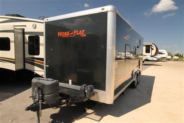 Used 2014 Forest River Work & Play 18FC Travel Trailer For Sale