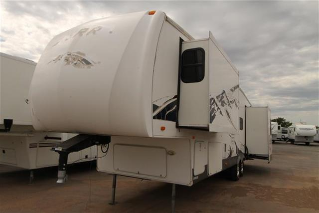 Used 2008 Forest River Sierra 355RLT Fifth Wheel For Sale