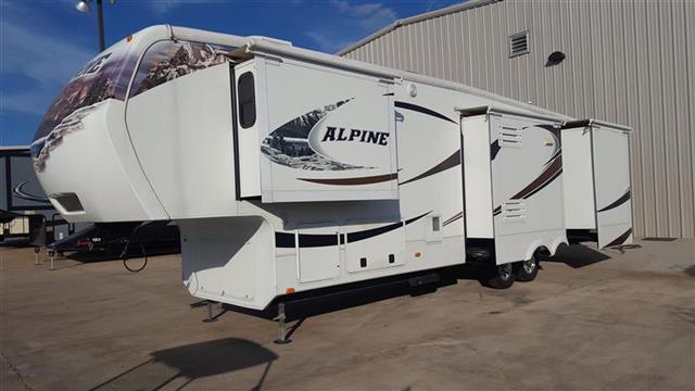2010 Keystone Alpine