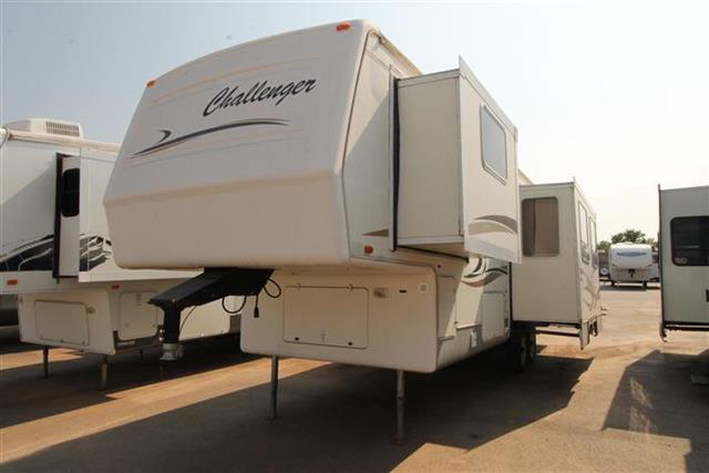 Used 2000 Keystone Challenger 29RK Fifth Wheel For Sale