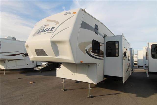 Used 2010 Jayco Eagle 31.5FBHS Fifth Wheel For Sale