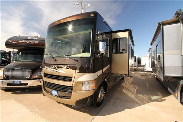 Used 2013 Tiffin Allegro 35QBA Class A - Gas For Sale