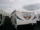 New 2014 Forest River CANYON CAT 17RDC Travel Trailer For Sale