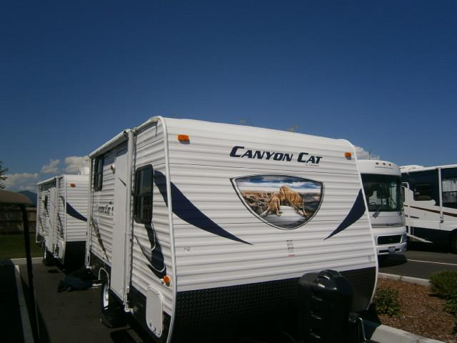2014 Forest River CANYON CAT