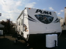 New 2014 Forest River Puma 31BHSS Travel Trailer For Sale