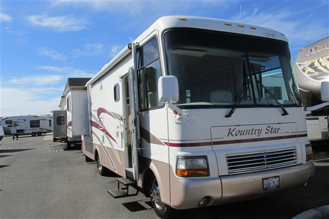 Buy a Used Newmar Kountry Star in Liberty Lake, WA.