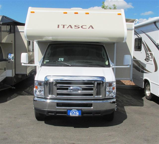 Buy a New Itasca Spirit in Liberty Lake, WA.