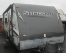 Used 2013 Crossroads SLINGSHOT M32 QB Travel Trailer For Sale