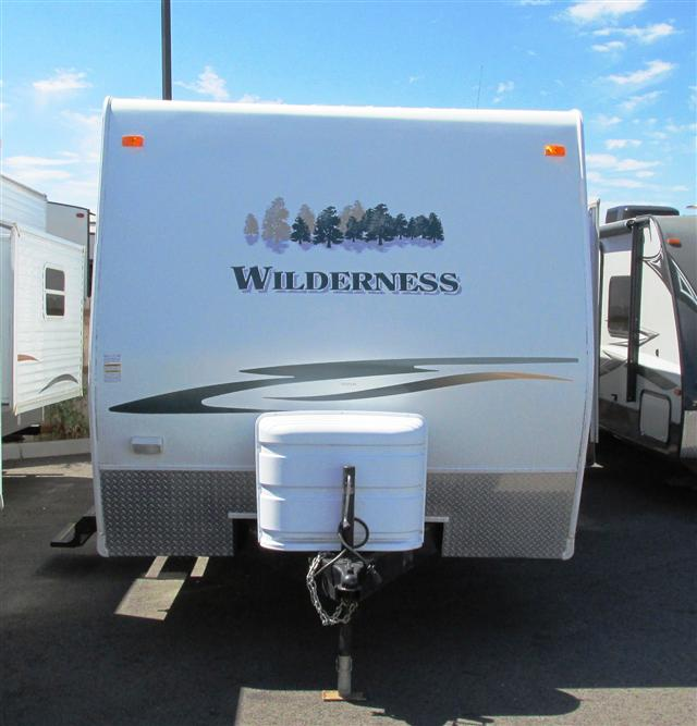 2008 Fleetwood Wilderness