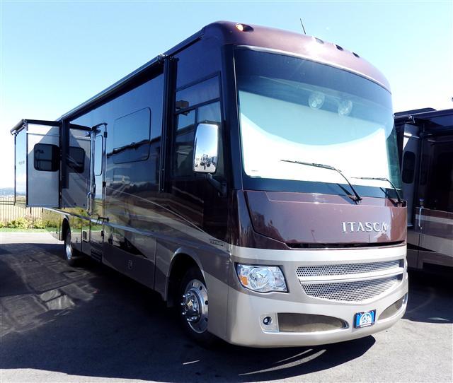 Buy a New Itasca Suncruiser in Liberty Lake, WA.