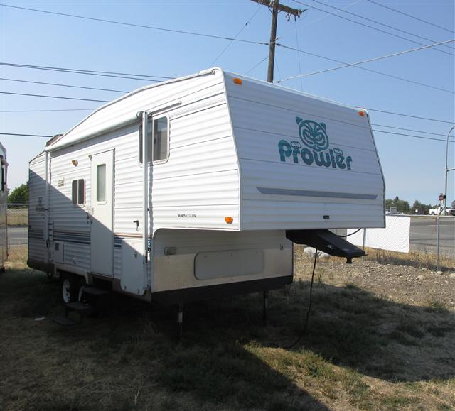 Buy a Used Fleetwood Prowler in Liberty Lake, WA.
