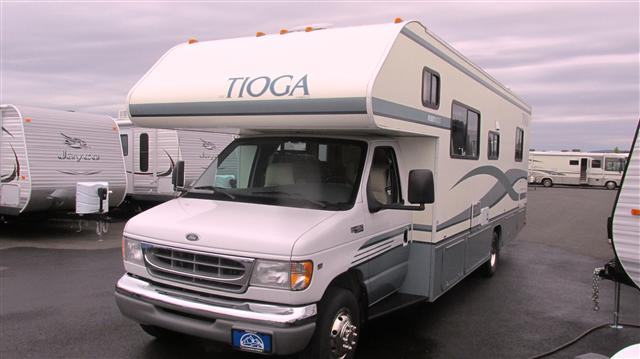 Buy a Used Fleetwood Tioga in Liberty Lake, WA.