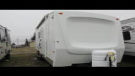 Used 2006 K-Z RV Sportster M-24 Travel Trailer For Sale