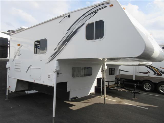 Used 2008 S&S S&s 9.5 Truck Camper For Sale