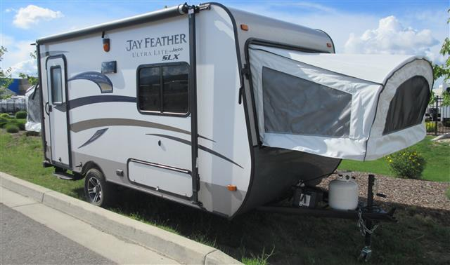 New 2015 Jayco JAY FEATHER SLX 16XRB Travel Trailer For Sale