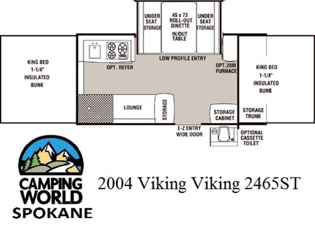 2004 Viking Viking