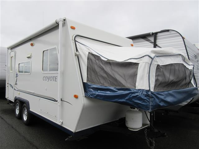2004 Sportman RV Coyote