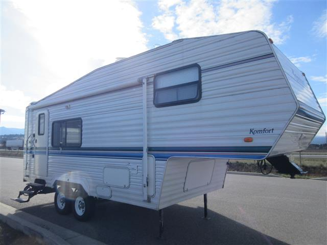 Used 1998 Komfort Komfort 24RK Fifth Wheel For Sale