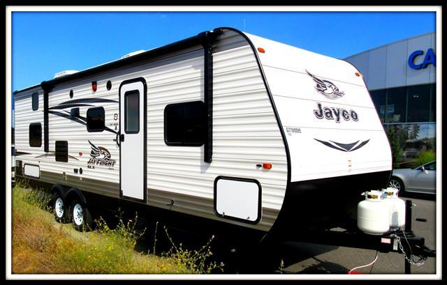 New 2016 Jayco JAY FLIGHT SLX 267BHSW Travel Trailer For Sale