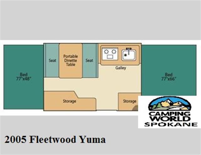 2005 Fleetwood Yuma