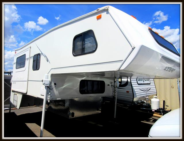 Used 2001 Northland Northland 11.5 Truck Camper For Sale
