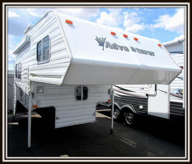 Used 2006 Adventure Mfg PMCM PM Truck Camper For Sale