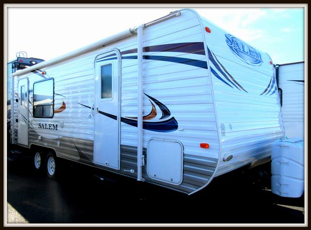 2012 Salem Alpine Lite