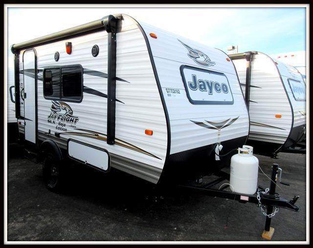 New 2016 Jayco JAY FLIGHT SLX 145RB Travel Trailer For Sale