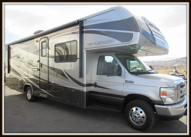 Used 2010 Fleetwood Tioga 30U Class C For Sale