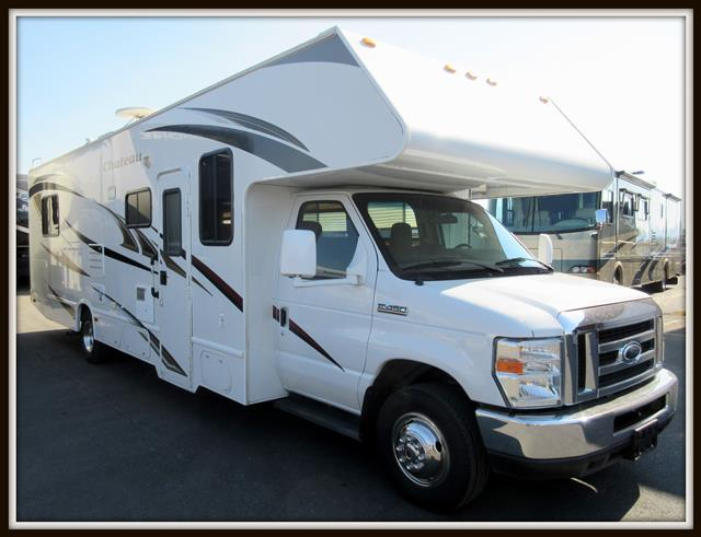 Used 2011 Thor Fourwinds CHATEAU Class C For Sale