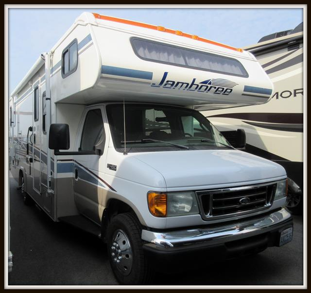 Used 2005 Fleetwood Jamboree 26Q Class C For Sale
