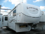 Used 2006 Heartland Landmark GRAND CANYON Fifth Wheel For Sale