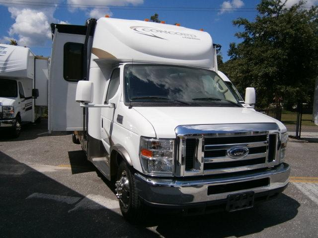 Buy a Used Coachmen Concord in Dover, FL.